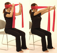Neck Extension Exercise